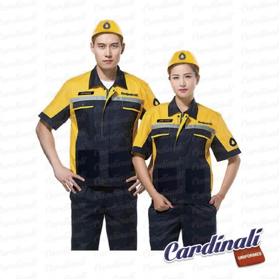 Uniforme Red Petroil Cardinali Uniformes -1